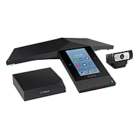 Polycom Realpresence Trio 8800 Collaboration Kit - Sip - G.719, G.711, G.722, G.722.1, G.722.1c X Network (rj-45) - Usb - Gigabit Ethernet 7200-23450-019