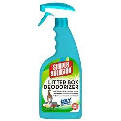 Simple Solution Cat Litter Box Deodorizer (16 oz)