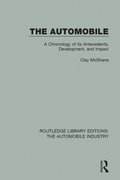Originally published in 1997 and now re-issued with some updated material, this chronology lists the major events in the history of the automobile
