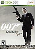 James Bond 007: Quantum of Solace - Xbox 360