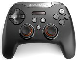 SteelSeries Stratus XL, Bluetooth Wireless Gaming Controller for Windows   Android, Samsung Gear VR, HTC Vive, and Oculus