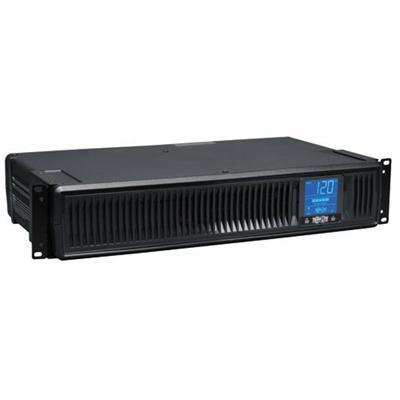 Tripplite Smart1500lcdxl Ups Smart 1500va 900w Rackmount Avr 120v Lcd Usb Db9 Extended Run 2urm - Ups - 900 Watt - 1500 Va - Rs-232  Usb - Output Connectors: 8