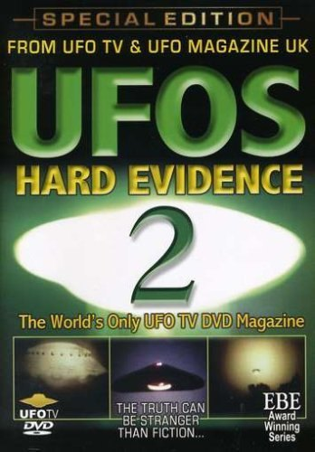 UFOs: Hard Evidence Vol 2, UFOs over Northern England / Area 51 / Meteor Crater / George Adamski Investagation
