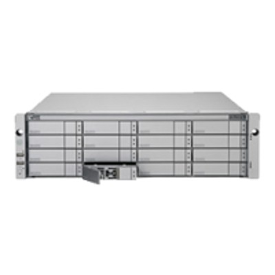 Promise Vr2600ziduba Vess R2600 - Hard Drive Array - 16 Bays (sata-600 / Sas-2) - Hdd X 0 - Iscsi (external) - Rack-mountable - 3u