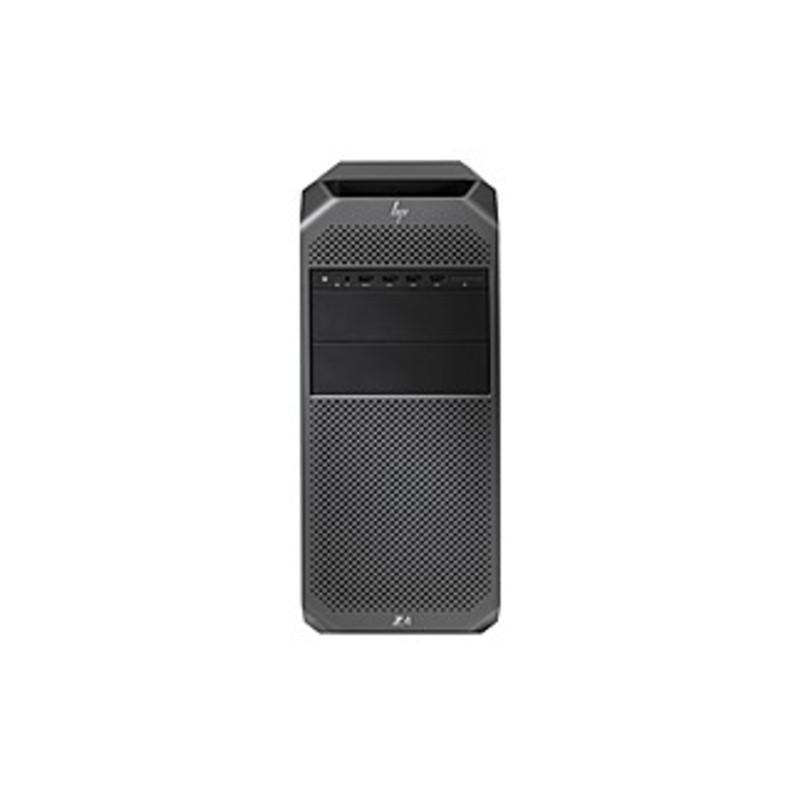 Hp Z4 G4 3fq50ut Workstation Pc - Intel Xeon W-2123 3.6 Ghz Quad-core Processor - 8 Gb Ddr4 Sdram - 1 Tb Hard Drive - No Graphics - Windows 10 Profess