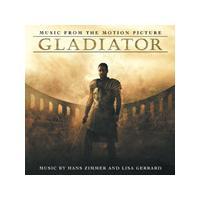Original Soundtrack - Gladiator (Zimmer, Gerrard) (Music CD)