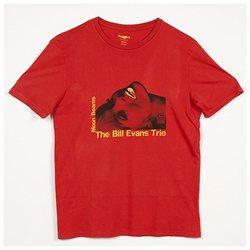 The Bill Evans Trio Moon Beams Jazz Blues T-Shirt, Red M