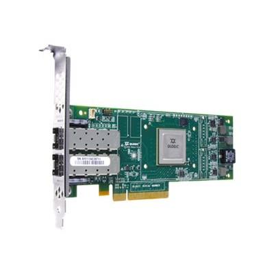 Hewlett Packard Enterprise P9d96a Storefabric Sn1100q Dual Port - Host Bus Adapter - Pcie - 16gb Fibre Channel X 2 - Smart Buy