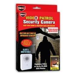 VIDEO PATROL SECURITY CAMERA