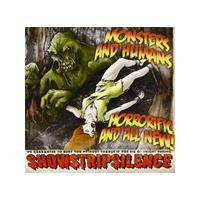 Showstripsilence - Monsters And Humans horrorific (Music Cd)