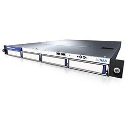 Tandberg Data BizNAS R400 NAS Server - Intel Atom - 4 x Total Bays - 2 GB RAM - 7 x USB Ports - Yes
