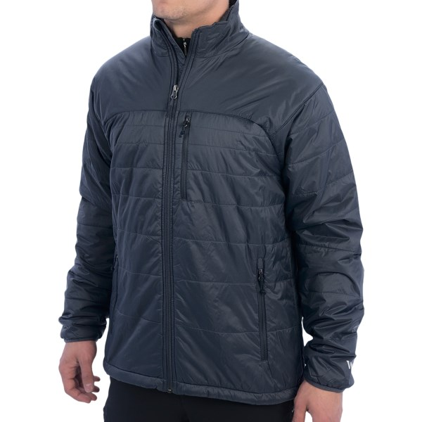 White Sierra Peak Packable Jacket - Insulated (For Men)
