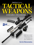 One-stop guide for all your tactical rifles, handguns & shotguns! Learn to successfully disassemble and reassemble today's most popular tactical handguns, shotguns and rifles for routine maintenance, repair and cleaning. Gun Digest Book of Tactical Weapons Assembly/Disassembly 2nd Edition includes field-stripping basics, plus more detailed explanations of all key take down and reassembly steps for each model, with easy-to-understand instructions and hundreds of clear, detailed photographs. The addition of some of the most popular new models since the last edition results in more than 130 new pages of detailed instructions: Pistols: FNH FNS H&K USP Tactical Shotguns: Benelli M4 Benelli M2 Tactical FNH SLP Mk 1 Kel-Tec KSG Rifles: SIG 551 A1 Kel-Tec RFB Bushmaster ACR Armalite AR-50A1 Barrett MRAD Springfield SOCOM 16 Daewoo DT 200 FNH FS2000 FNH PS90 Benelli MR1 IWI Tavor Steyr AUG