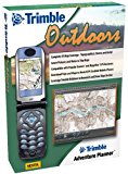 Trimble Adventure Planner U.S.A. Topographical/Street/Aerial Map Digital Download (Windows)