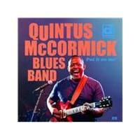 Quintus McCormick - Put It On Me (Music CD)