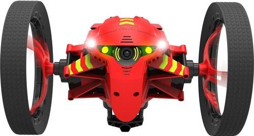 Parrot Pf724102 Marshall Jumping Night Mini Drone - Black/red