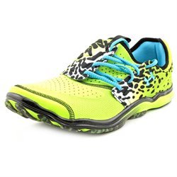 Under Armour UA Micro G Toxic Six Womens Green Running Shoes