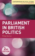 This fully revised new edition includes expanded coverage of Parliament's relationship with the courts, devolved assemblies and the European Union