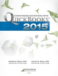 Computerized Accounting with QuickBooks® 2015 teaches both the accountant and non-accountant student how to use QuickBooks 2015, one of the most popular general ledger software packages available