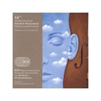 14th International Henryk Wieniawski Violin Competition (Music CD)