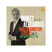 Monty Alexander - Harlem-Kingston Express, Vol. 2 (River Rolls On) (Music CD)