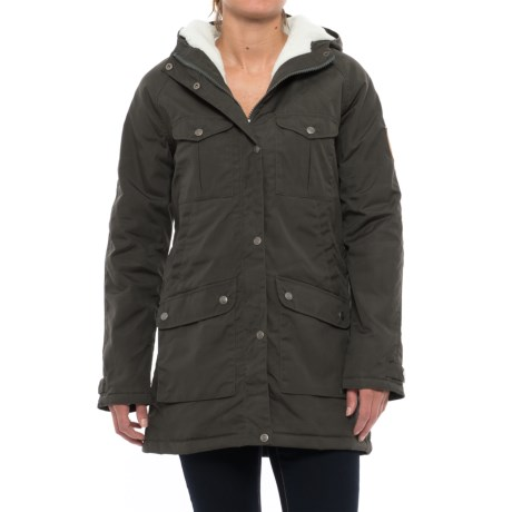 Greenland Winter Parka - Upf 50 , Insulated (for Women)