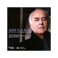 Jose van Dam Recital at La Monnaie / De Munt, 1997 (Music CD)