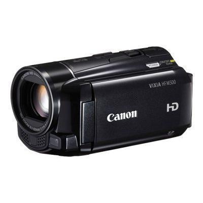 VIXIA HF M500 - camcorder - flash card