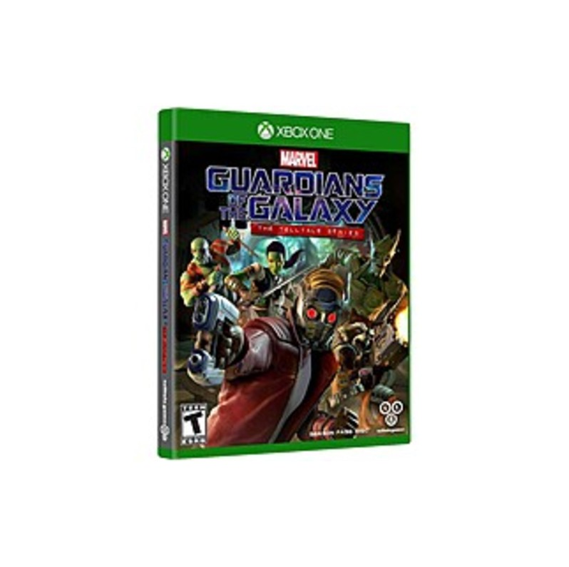 Telltale Marvel's Guardians Of The Galaxy: The Telltale Series - Action/adventure Game - Xbox One