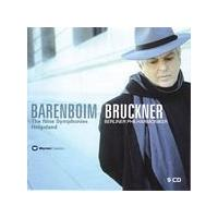 Anton Bruckner - The Nine Symphonies/Helgoland (Barenboim, Berliner Phil.) (Music CD)