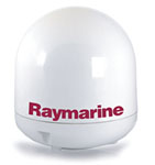 Raymarine E96009 Empty Dome And Base For 45 Stv