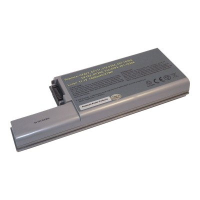 Ereplacements 312-0402-er 312-0402 - Notebook Battery (equivalent To: Dell 312-0394  Dell Yd623  Dell Df192  Dell 312-0538  Dell 312-0402  Dell 0mm160  Dell Xd7
