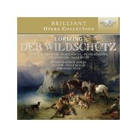 Albert Lortzing: Der Wildschütz (Music CD)