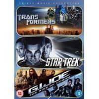 Transformers / Star Trek / G.I. Joe