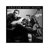 Cris Cab - Where I Belong (Music CD)