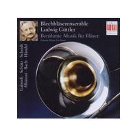 Famous Music For Brass (Music CD)