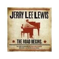 Jerry Lee Lewis - Road Begins, The (Music CD)