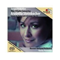 Sergei Prokofiev: The 2 Violin Concertos [SACD] (Music CD)