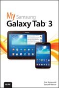 Step-by-step instructions with callouts to photos that show you exactly what to do with theGalaxyTab3 10.1,GalaxyTab3 8.0, andGalaxyTab3 7.0 Help when you run into SamsungGalaxyTab3 problems or limitations Tips and Notes to help you get the most from your SamsungGalaxyTab3 Full-color, step-by-step tasks walk you through getting and keepingyour SamsungGalaxyTab3 working just the way you want
