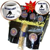 cgb_171945_1 EvaDane - Funny Quotes - No one likes a hooker, Blue - Coffee Gift Baskets - Coffee Gift Basket