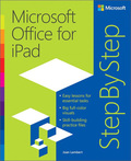 The quick way to learn Microsoft Word, Excel, PowerPoint, and OneNote for iPad!  This is learning made easy