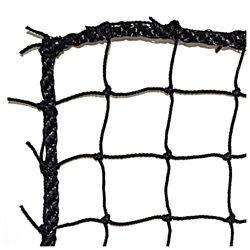 Dynamax Sports #36 Baseball Backstop/Barrier Net, 20' x 40', Black