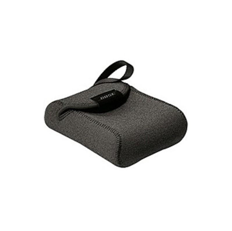 Soundlink Carrying Case Portable Speaker - Neutral Gray - Scratch Resistant Interior, Nick Resistant Interior - Neoprene - Wrist Strap - 5.3