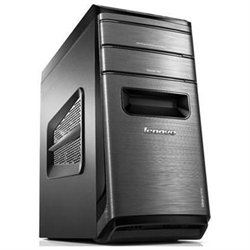 Lenovo IdeaCentre K450 Desktop Computer - Tower Intel Core i7-4770 3.40 GHz 8GB DDR3 1TB HDD DVD Ram