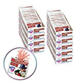 Big League Chew Bubble Gum - 9 trays, 12 pouches per tray (108 Total Pouches)