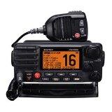 Standard STD-GX2000-W 25-Watt Fixed Mount Matrix VHF Radio with AIS Display and Loudhailer (White)