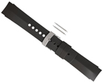 """""""Suunto Elementum Ventus Rubber Watch Strap Brand New Includes 1 Year Manufacturer's Warranty, Product # SS014823000 (Grey) Product # SS014824000 (White) The Suunto Elementum Ventus Rubber Strap is designed to replace the missing or damaged watch band on your Suunto Elementum watch"""