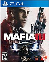 2kgames 710425476662 Mafia Iii Video Game - Playstation 4