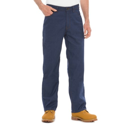 Flame-resistant Kermel Work Jeans (for Men)