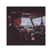 Chris Garrick - Homage To Grappelli (Music CD)
